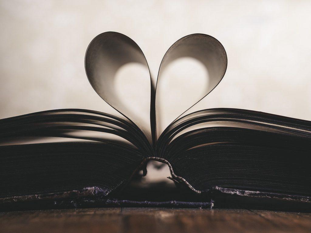 Beziehung und Sexualität sind ein Buch.